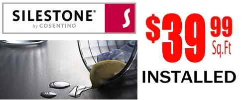 Silestone Sierra Madre Quartz Countertops 54 99 Installed