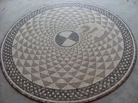 Mosaic tiles bathroom vanity tops lakewood california ca for Mosaic tile vanity top