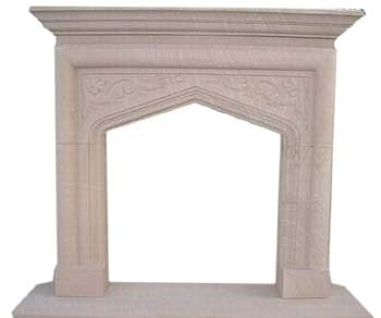 Fireplaces fireplace surrounds montebello california ca for Montebello fireplace