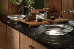 Silestone Tebas Black Quartz Countertops 44 99 Installed